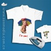 Light Color T-shirt Heat A4 Transfer Paper 140g