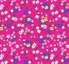 Flower Printed Spandex Fabric For Swimwear/nylon fabric