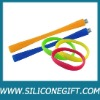 2012 promotional silicone USB wristband