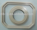 PEEK washer by injection moulding or cnc machining