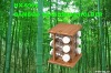bamboo spice rack/bamboo product/spcie rack/spice holder with FDA,LFGB certificate