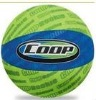 Colorful neoprene volleyball