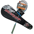 Badminton racket(HD-B M-FIL TITANIUM BLUE)