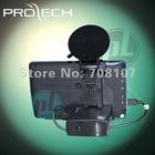 7inch car GPS and radar detector with black box