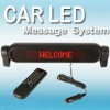 car display/car led message system