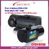 720P camera hd car dvr