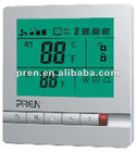 Green/ Blue Digital Thermostat for Fan Coil Unit