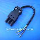 3Pin High Voltage LED Socket 250V