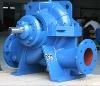 Double-suction split case pumps