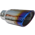 Titanium Exhaust Tube With 304 Stainless Steel