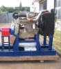 Sand Gravel Dredging pump Engine