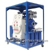 Vacuum transformer oil recycling oil filter plant ZYA