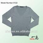 """V"" Shape Neckline 2012 fashion lady sweater"