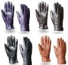 High quality wholesale fashion ladies leather glove