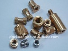 SUS304 Precision Turned Parts Connecting screw male and female
