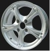 alloy auto wheel ZL1331-01