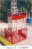 SC200 frequency conversion hoist with twin cage construction hoist elevator