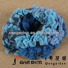 Wrap Crochet Pattern Colorful Infinity Scarf