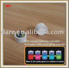 Color Changing battery candle light led
