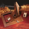 7PCS Leather stationery set