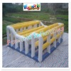Inflatable jungle joe water park water sport toy for lake commercial (wat-578)