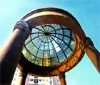 Aluminum Glass Dome
