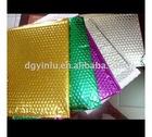 colorful bubble bag