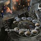 Anionic Polyacrylamide powder for Metallurgical Plant