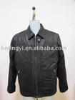 Men's pig split jacket