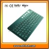 Slim Bluetooth Key Board Thickness only 8.5mm.