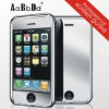 mirror light reflective screen guard for iphone3gs