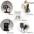 LL 2.4G Digital Wireless Video Camera USB Receiver DVR Home Security CCTV System Kit LF-0609