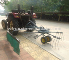 hay rake and tedder HR-2500