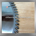 tct saw blade for cutting aluminium 205*2.0/1.5*25.4*100T FT