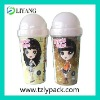 Clear Plastic Mould Sticker