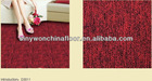 SYD3011 Red Color 100%PP Tufted Hotel Carpet and Rug