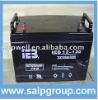 2012 New maintenance free solar battery