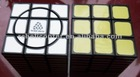 WitEden Super 3x3x8 338 Speed Cube Magic Cube(Black)