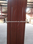 HDF veneer door skin for all kinds of door