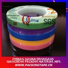 Water based trasparent plain color washi tape for decoration and packing WT-90