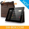 Eco-friendly Wood Case For The New iPad - Coffee