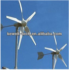 small power 500w to 3kw wind system/wind turbine /wind generator provider
