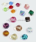 Crystal Pave Beads(Mixed Color)
