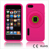 colorful protective soft silicone case for phone