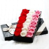 21PCS flower soap roses