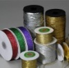 craft metallic ribbon for decoration