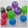 Cat eye effect Resin Beads