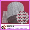 24lines plastic mesh trimming on sale/table supplier