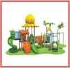 octopus style kids plastic toy playground tube slides
