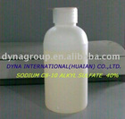 SODIUM C8-10 ALKYL SULFATE